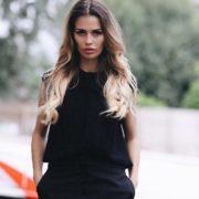 Glamorous Victoria Bonya