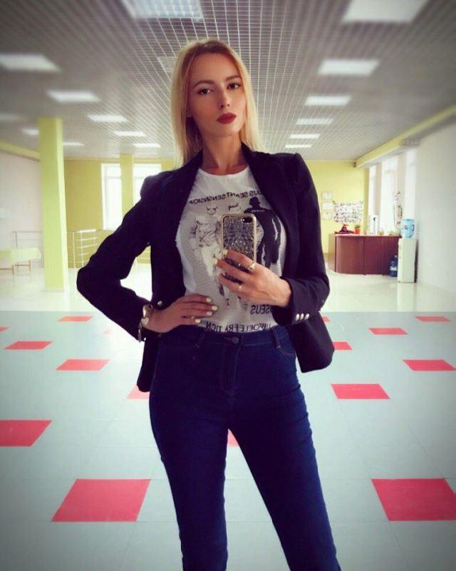 Gorgeous Grushanina Ekaterina