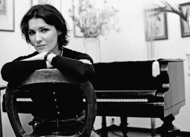 Great opera singer Netrebko Anna
