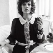 Incredible actress Jovovich Milla