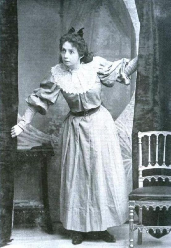Vera Komissarzhevskaya