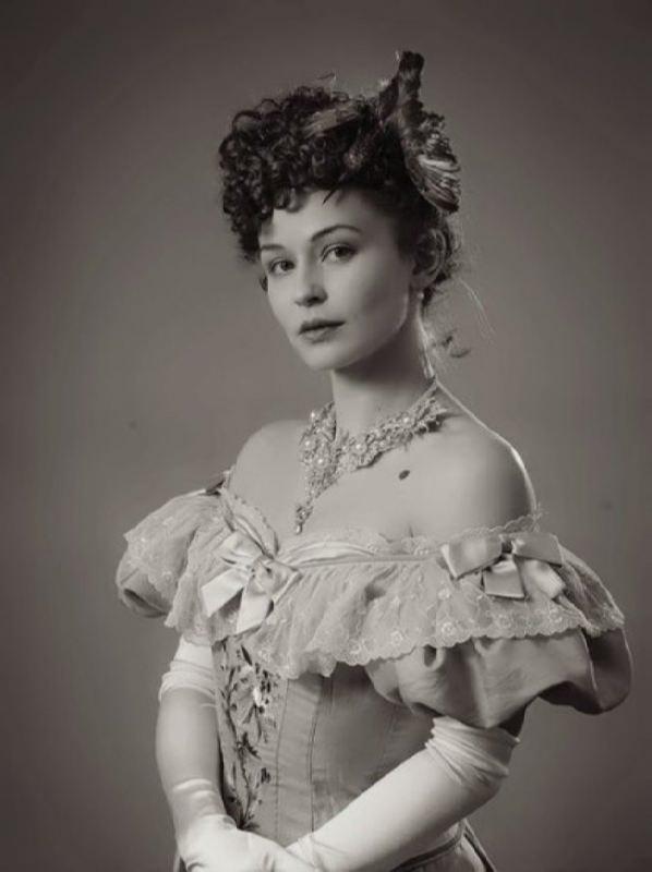 Incredible actress Yulia Peresild