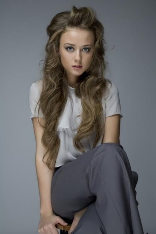 Ingrid Olerinskaya Russian actress