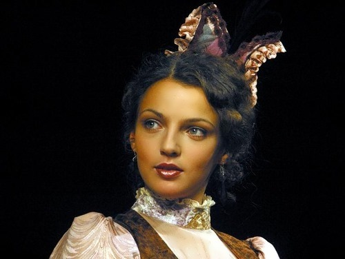 I. Leonova – Russian film and theater actress