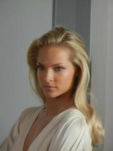 Daria Klishina Russian athlete