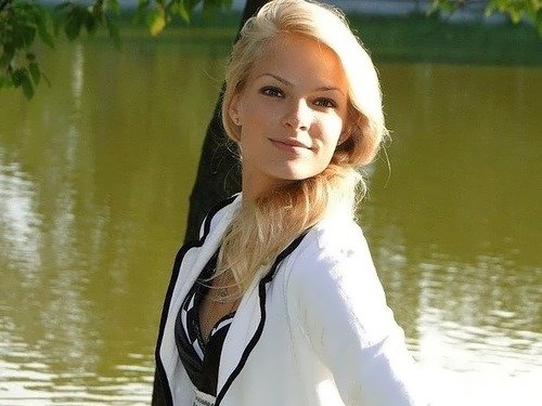 Daria Klishina Russian athlete