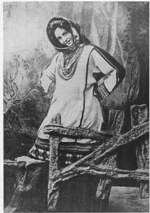 Astonishing Vera Komissarzhevskaya