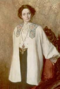 Charming Vera Komissarzhevskaya