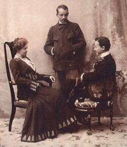 Gorgeous Vera Komissarzhevskaya