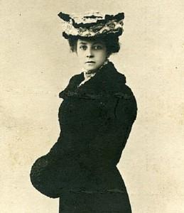 Lovely Vera Komissarzhevskaya
