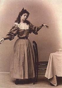 Great Vera Komissarzhevskaya