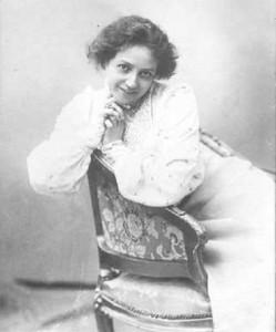 Wonderful Vera Komissarzhevskaya