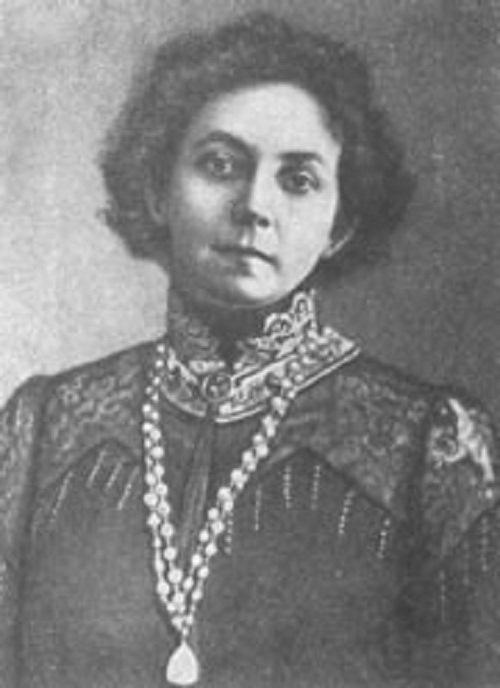 Talented Vera Komissarzhevskaya