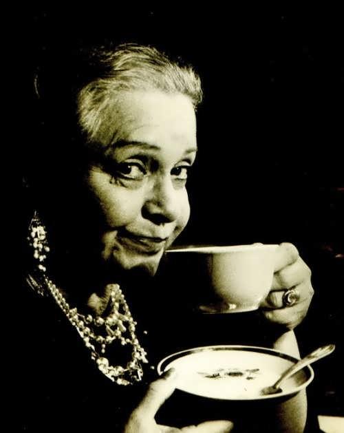 Lyudmila Tselikovskaya old
