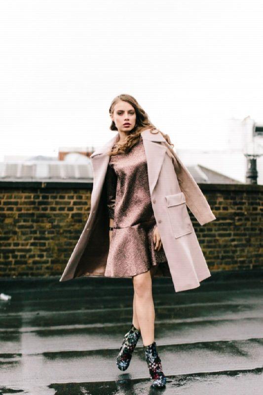 Magnificent model Ksenia Tchoumitcheva