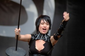 Mara Kana - Russian rock-singer and songwriter