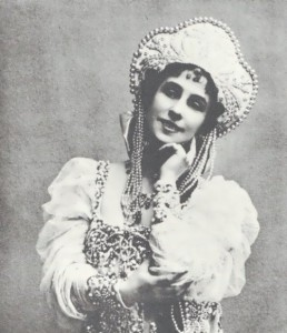 Kschessinskaya Mathilda great ballerina