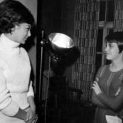 Mireille Mathieu and Edita Pieha