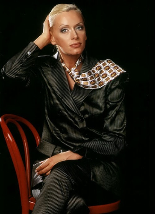 Natalia Gulkina Russian singer