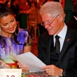 Netrebko Bill Clinton
