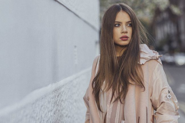 Original model Ksenia Tchoumitcheva