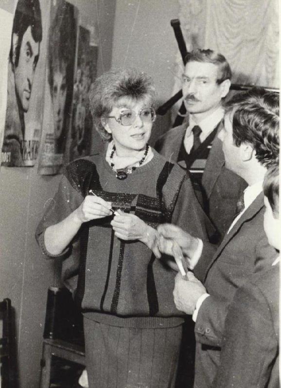 Original singer Edita Pieha