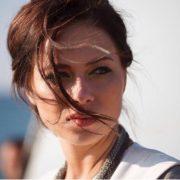 Pretty actress Nastasia Samburskaya