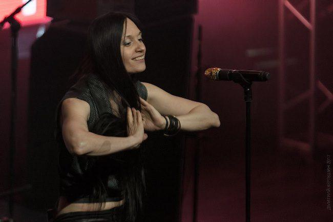 Mara Kana, rock-singer