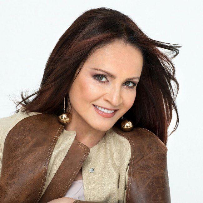 Pretty singer Rotaru Sofia