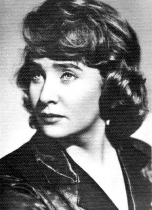 Nifontova Rufina actress