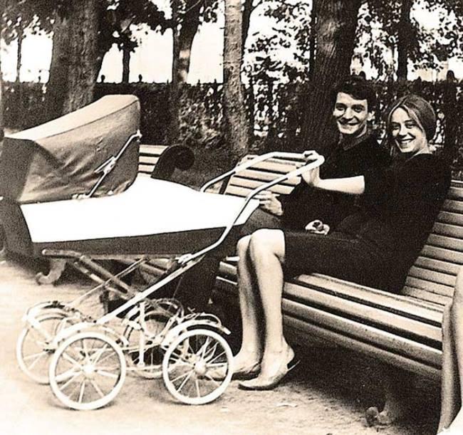 Savva Khashimov and Margarita Terekhova