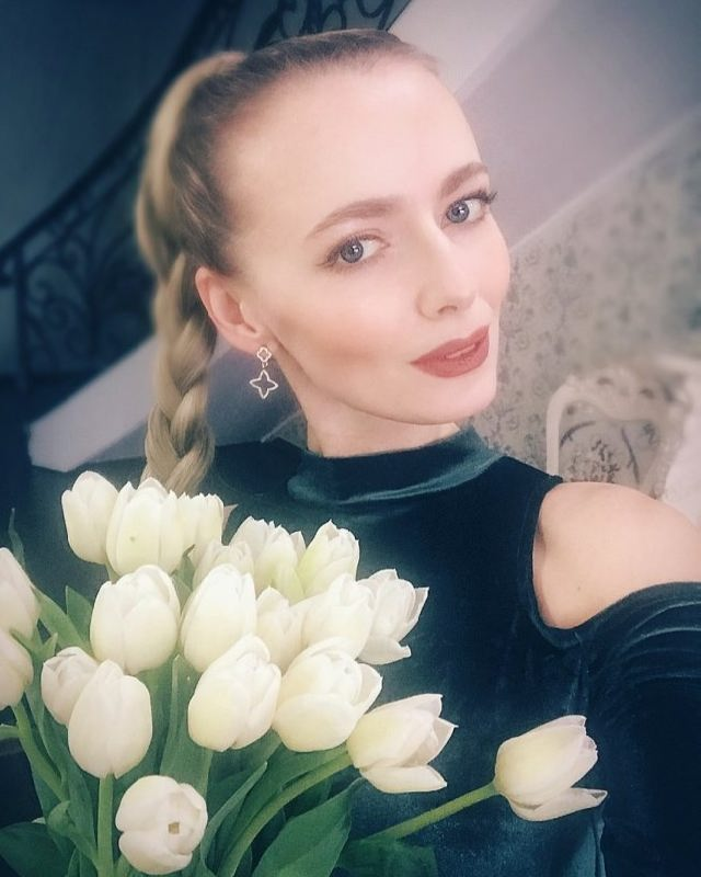 Stunning Grushanina Ekaterina