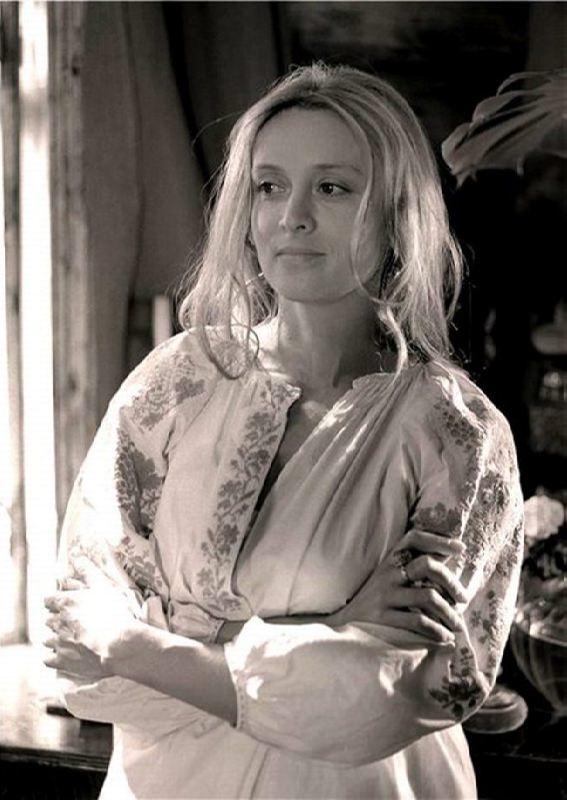 Stunning actress Terekhova Margarita