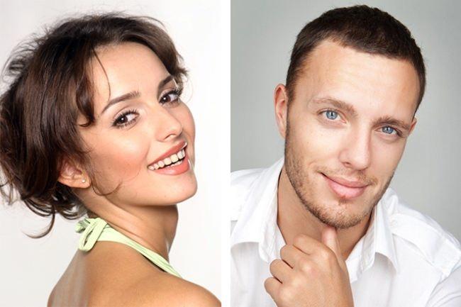 Timur Soloviev and Julia Zimina