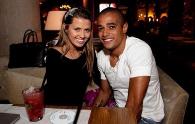 Welliton and Victoria Bonya
