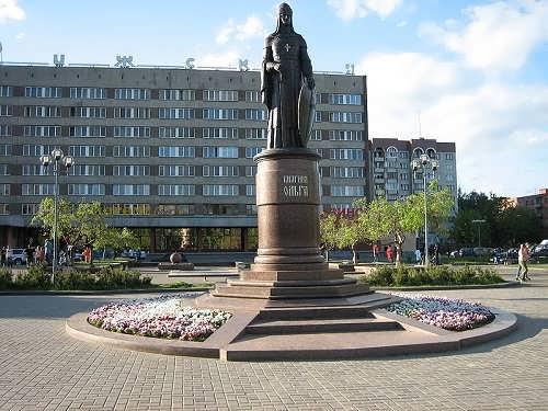 olga monument