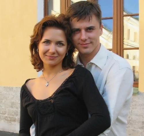 Igor Petrenko and Ekaterina Klimova