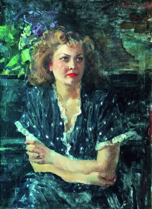Zinaida Serebryakova – female painter