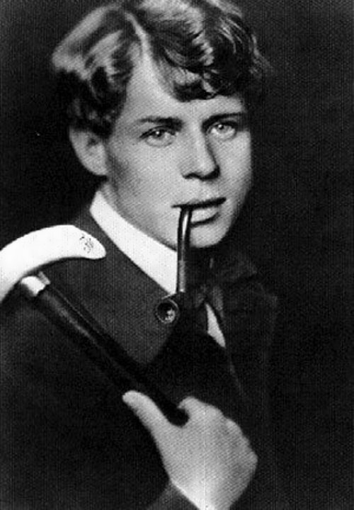 Sergey Yesenin great Russian poet