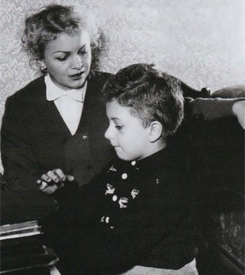 tselikovskaya son