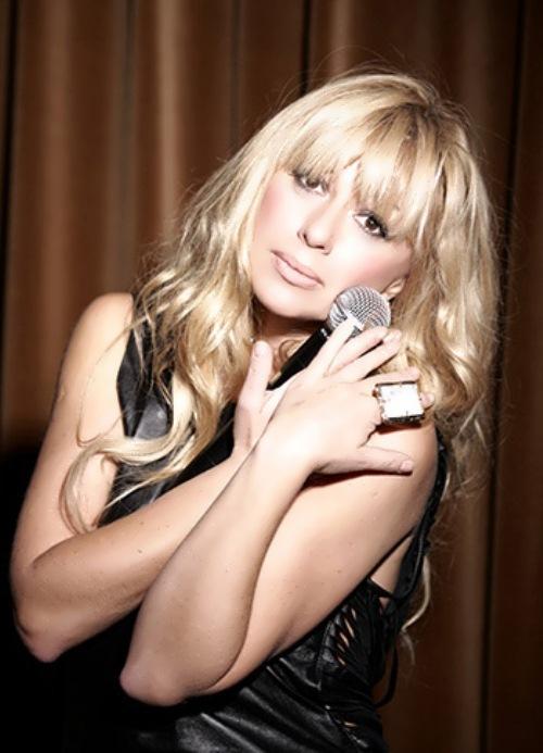 Apina Russian singer