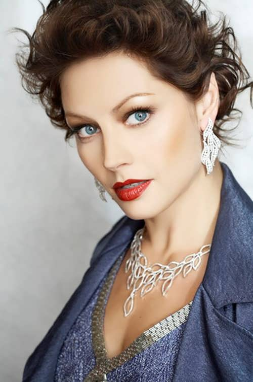 Alena Babenko Russian actress