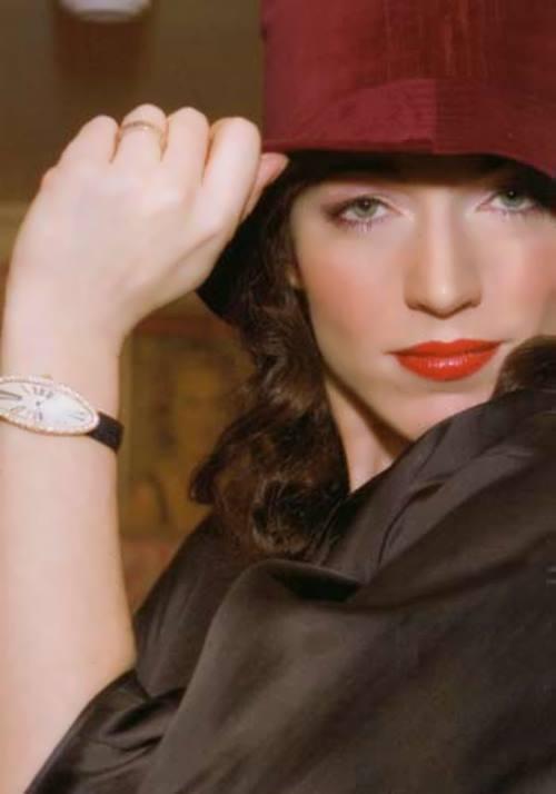 Alena Khmelnitskaya Russian actress
