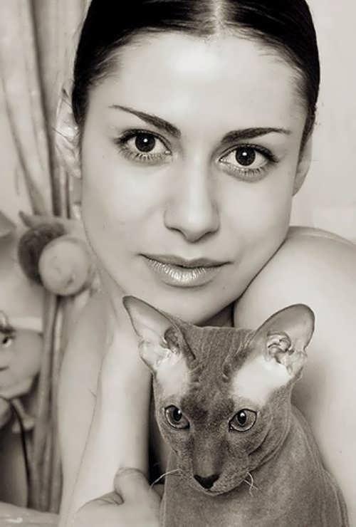 Kovalchuk Anna actress