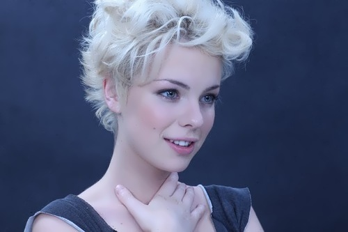 Anna Starshenbaum Russian actress