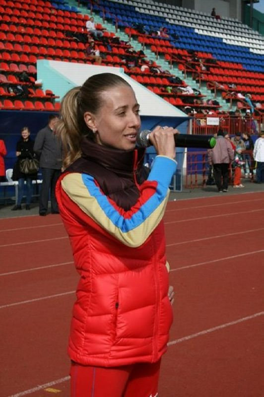 Olga Kaniskina, Russian race walker