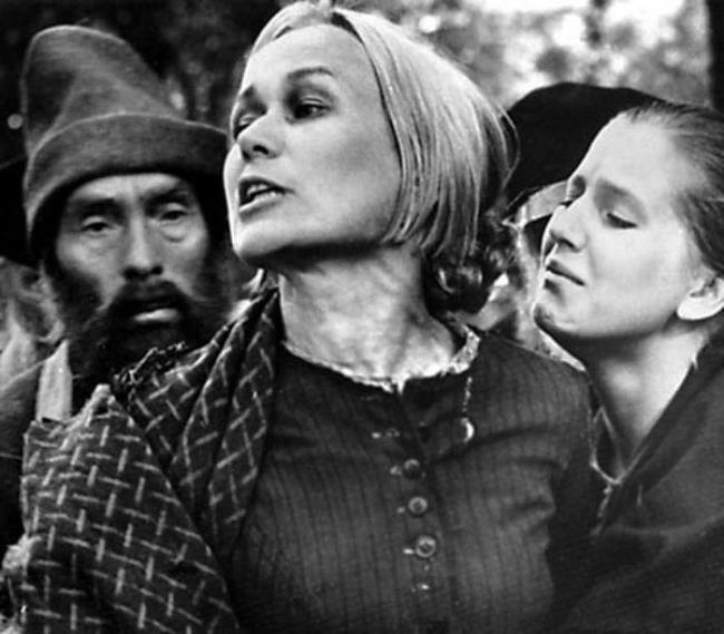 Maya Bulgakova, Soviet actress