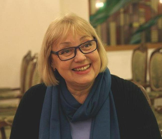 Elena Shanina, Soviet and Russian actress