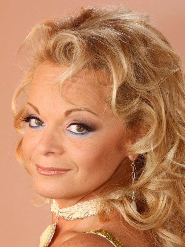 Larisa Dolina, singer and actress