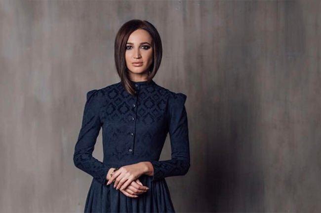 Olga Buzova, TV host of Dom-2